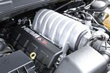 Chrysler 300C SRT8 Engine