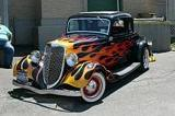 34 Ford Coupe - California Kid Replica
