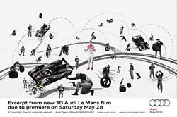 3D Le Mans