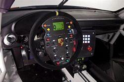 911 GT3 R Hybrid Interior