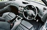 Alfa Romeo 156 GTA Interior