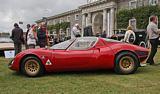 Alfa Romeo 33 Stradale Side
