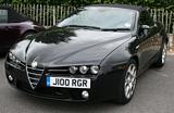 Alfa Romeo Brera Spyder