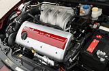 Alfa Romeo Brera V6 JTS Engine