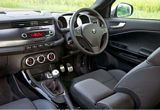 Alfa Romeo Giulietta 1.4 TB Multi-Air Interior