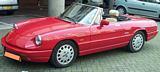 Alfa Romeo Spider Mk4