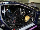 Ascari KZ1-R GT3 Interior