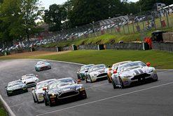 Aston Martin GT4 Challenge heads to Dijon