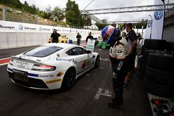 Aston Martin GT4 Challenge of Great Britain