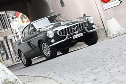 Aston Martin Powered Volvo P1800