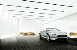 Aston Martin targest growth in China