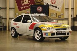 Astra 4-S Rally Car