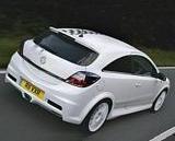 Astra VXR Rear