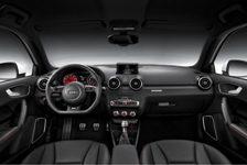 Audi A1 Quattro Interior Dash
