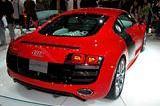 Audi R8 V10 Rear