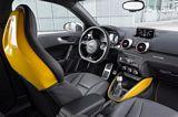 Audi S1 Sportback Interior