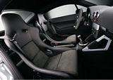 Audi TT Quattro Sport Interior