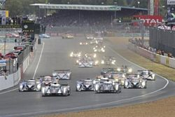Audi uses Le Mans to showcase technology
