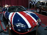 Austin Powers Jaguar XK8