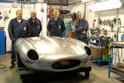 BMH 100th E-Type replacement bonnet