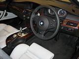 BMW E60 M5 Interior