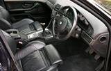 BMW M5 E39 Interior