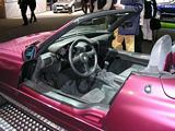 BMW Z1 Interior