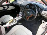 BMW Z3 3.0 Interior