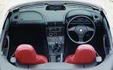 BMW Z3 1.9 Interior