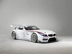BMW Z4 GT3 Customer Sports Race car