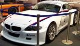 BMW Z4M Coupe Racing