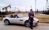 BMW Z8 james Bond