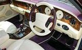 Bentley Arnage T Interior
