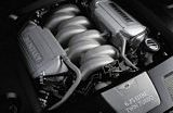 Bentley Arnage T Engine
