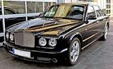 Bentley Arnage T Front