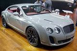 Bentley Continental GT Supersport Front
