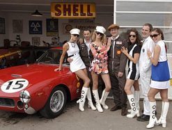 Best Dressed fashion to be recoginsed at Goodwood Revival