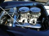 Blue AC Cobra 427 Engine