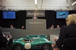 Aston Martin Bonhams Auction