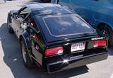 Bricklin SV-1 Rear