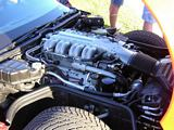 C4 Corvette LT5 ZR1 Engine