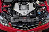 C63 AMG Coupe Black Series Engine