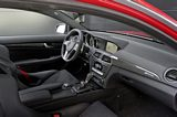 C63 AMG Coupe Black Series Interior