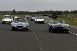 Capacity grids for Nostalgia event at Croft Circuit