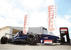 Precision partnership to power Formula Renault 2.0 UK until 2013