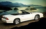 Chevrolet Camaro Iroc-Z Convertible