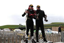 Chevron double win in Anglesey GT Cup Races