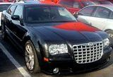 Chrysler 300C SRT8 Front