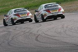 Honda Civic's BTCC