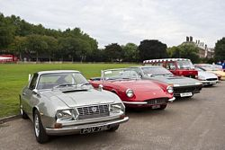 Classic Cars at Chelsea